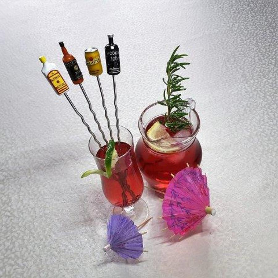 Cocktail Stirrers - set of 4
