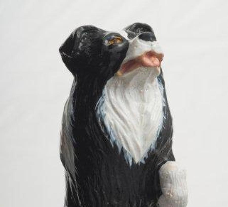 Collie bottle stopper
