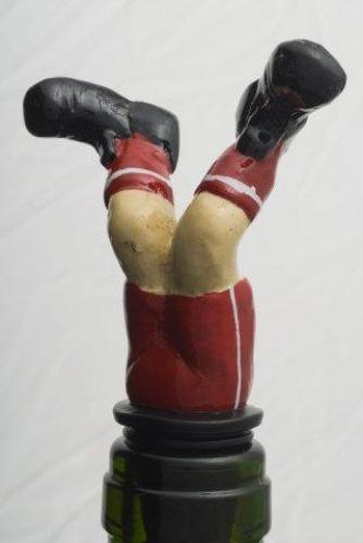 Football Boots bottle stopper