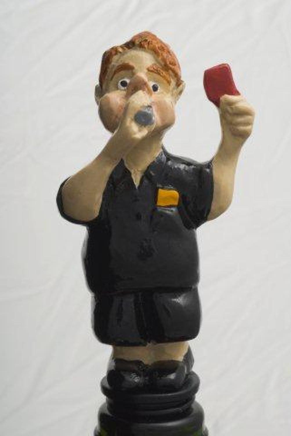 Referee bottle stopper