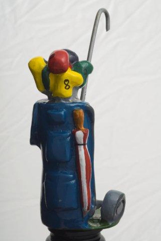 Golf Bag bottle stopper