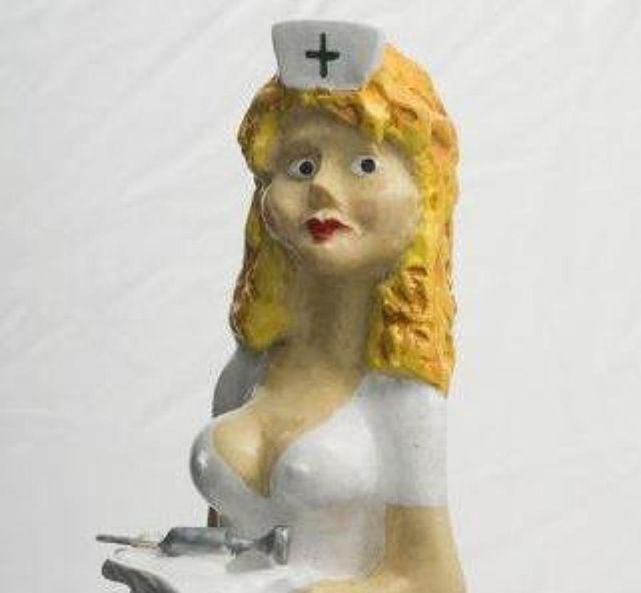 Nurse bottle stopper