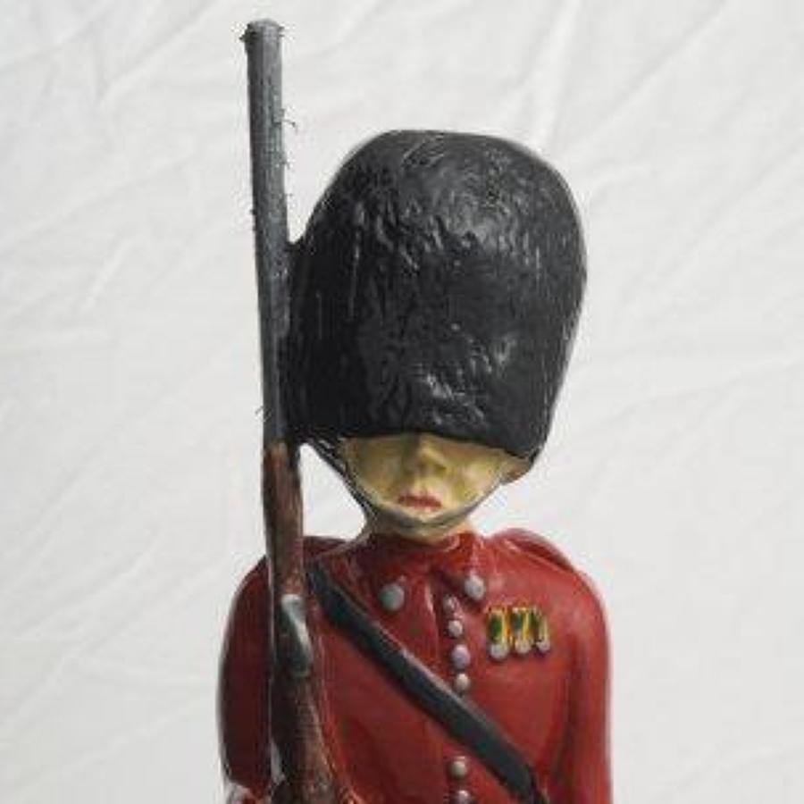 Guardsman bottle stopper