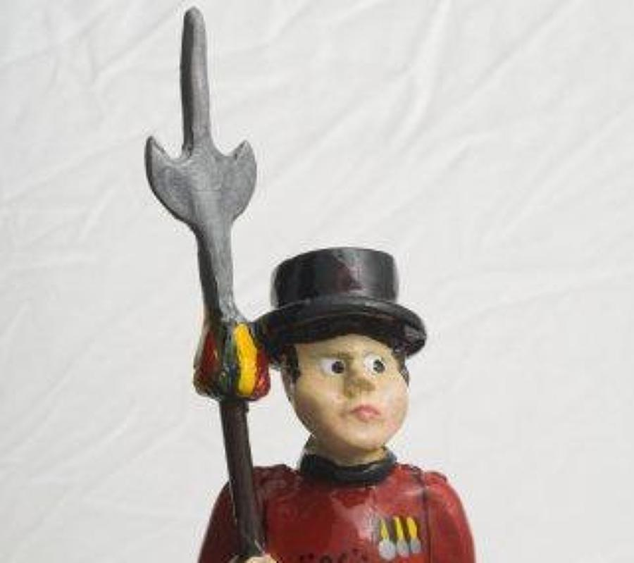 Beefeater bottle stopper