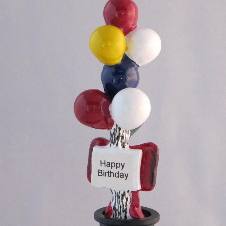 Balloons bottle stopper