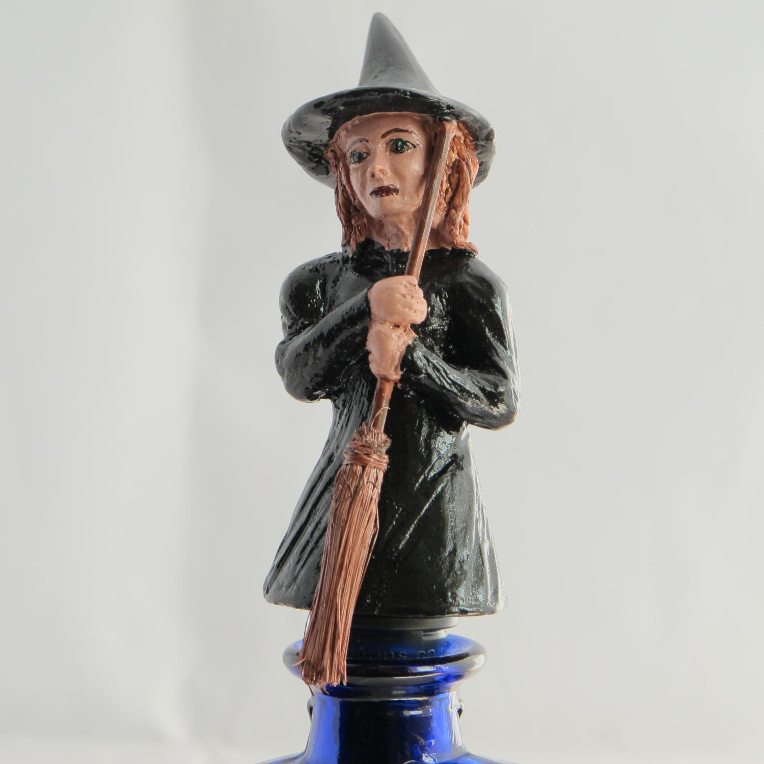 Witch bottle stopper