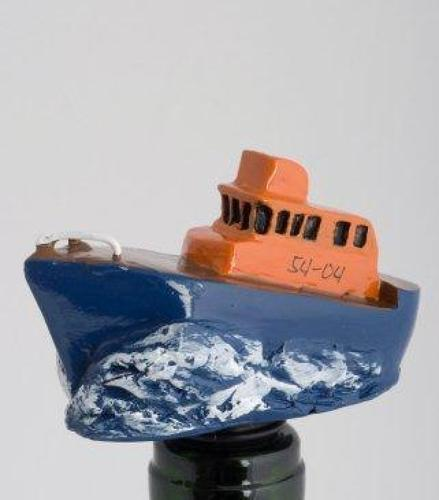Lifeboat bottle stopper