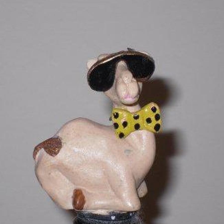 Mr Cool camel bottle stopper