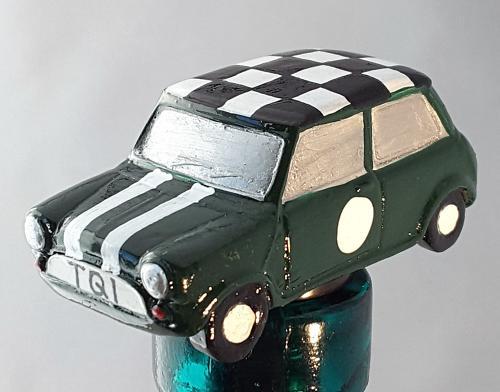 Racing Mini bottle stopper